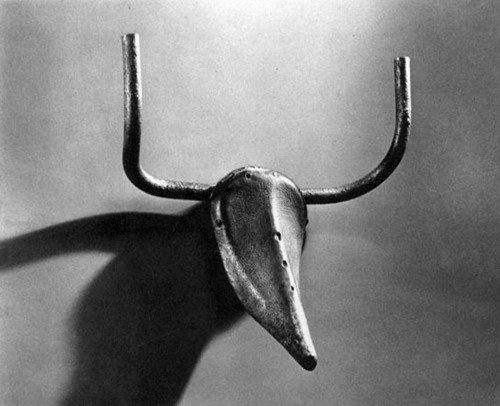 Picasso's Bike Bull
