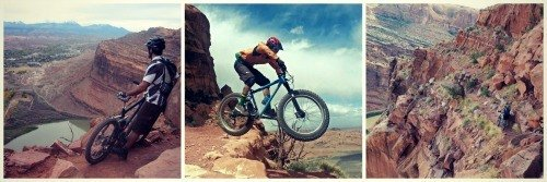 Portal Trail, Moab, Utah, USA
