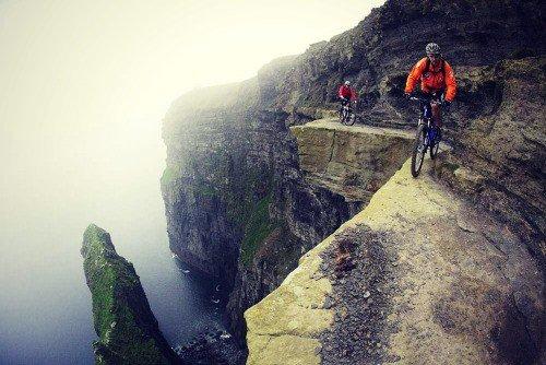 Dangerous Cycling Route