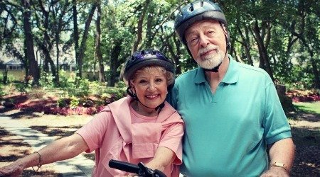 Senior Bike Safety
