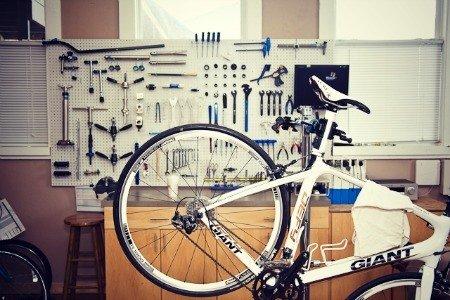 Tuneup bike