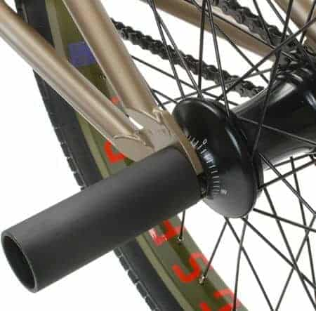 Pegs Are Common in BMXes