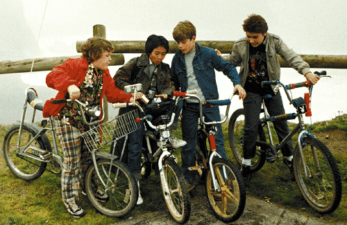 Legendary 80s Movie With BMXs