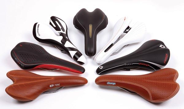 Different Styles of Bike Seats