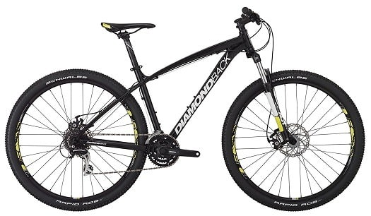 Black Diamondback Overdrive 29er