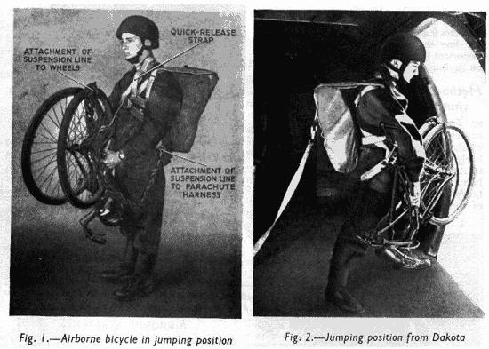 Folding Bike WWII