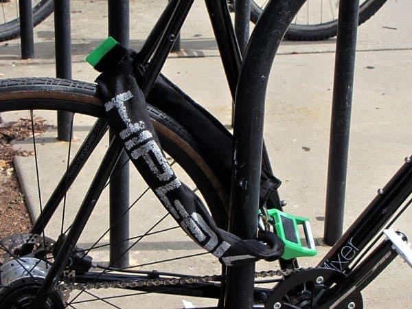 Tough Bike Lock