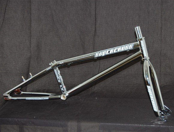 Frame Made of Chromoly