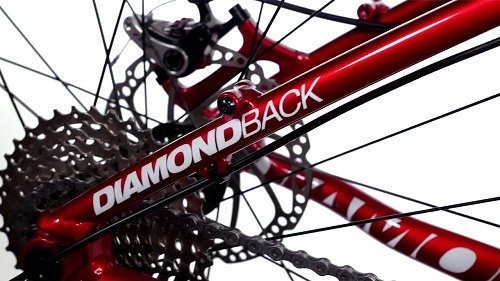 Fat Mountain Bike By Diamondback