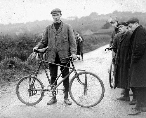 Early 20th Century Bike