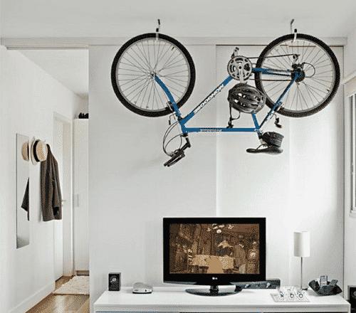 Unusual Bike Storage