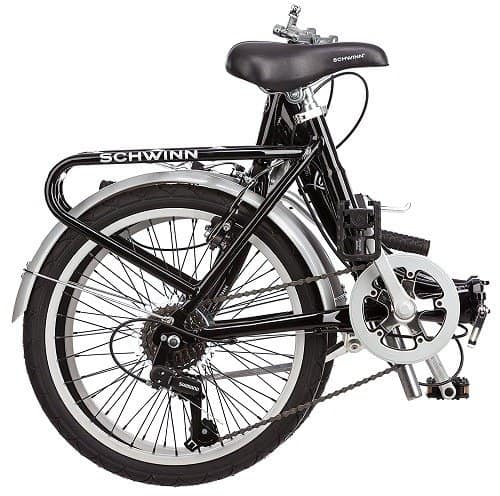 Schwinn Bike Folded