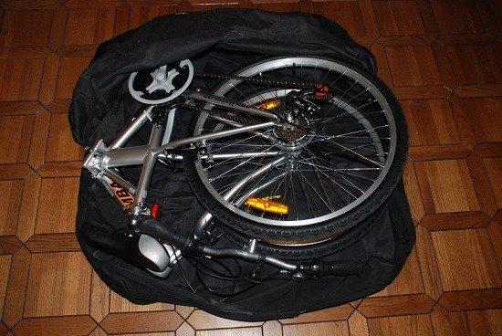 Bike in The Bag