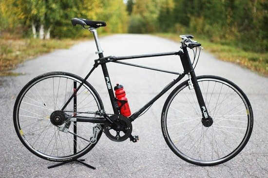 Great Looking Folding Road Bike
