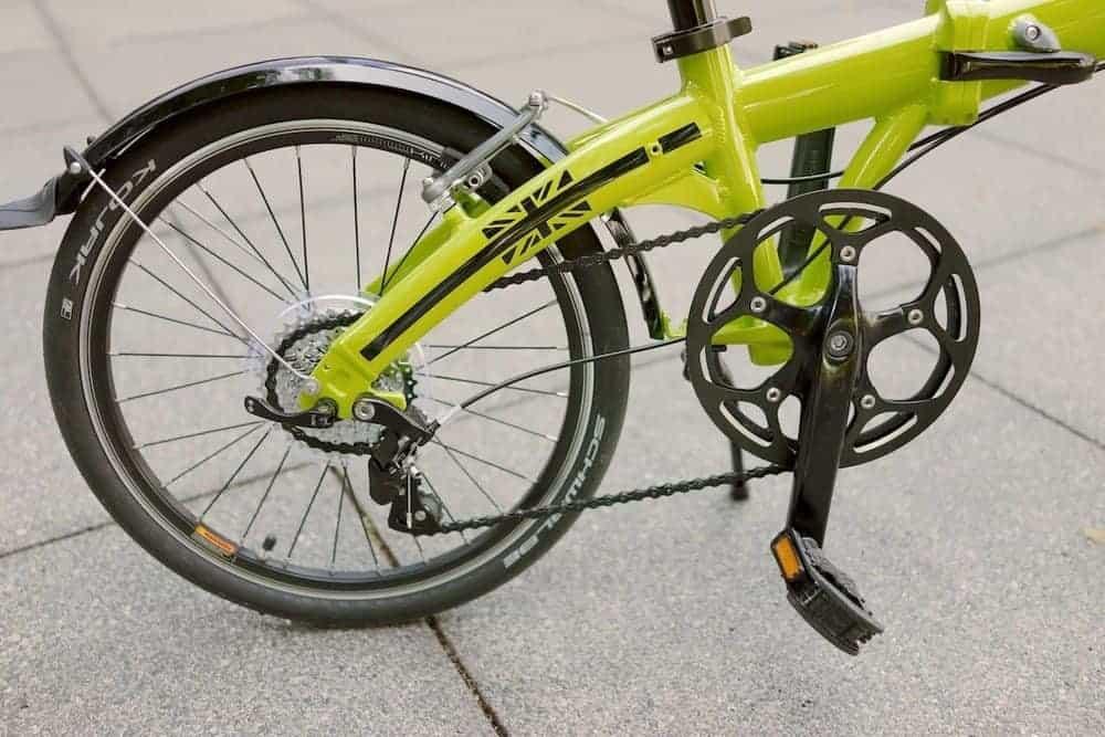 Folding Bike Gear