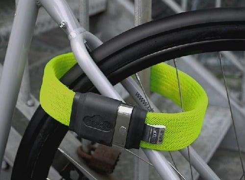 Fabric Bike Lock