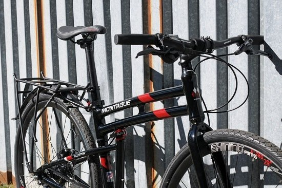 Folding Hybrid Bike