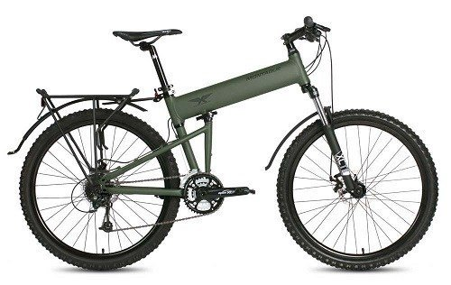 Best Folding Bikes Reviewed: Lightweight Foldable Hybrid/Mountain Bikes for 2020 2