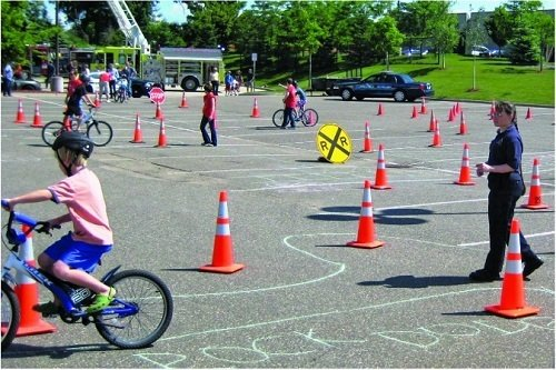 Kids Bike Games