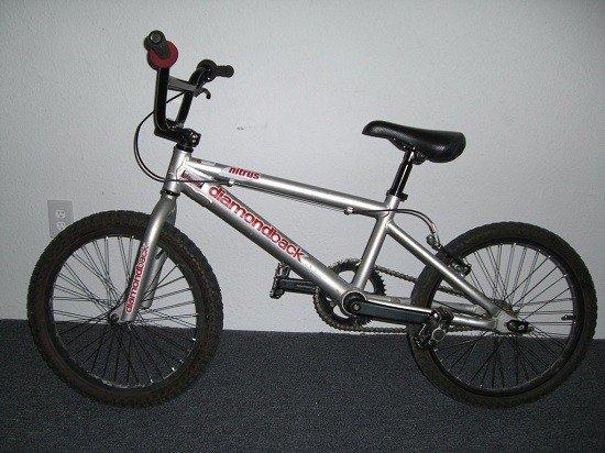 Older Nitrus BMX Model