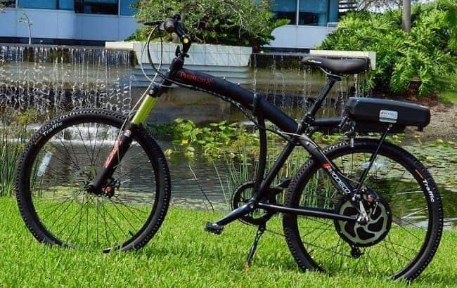 Prodeco Folding Bike