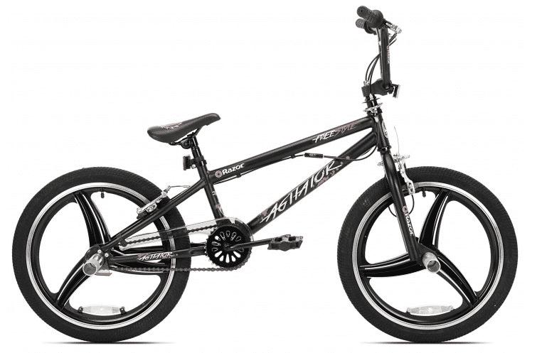 Razor Agitator BMX Bike Review 1