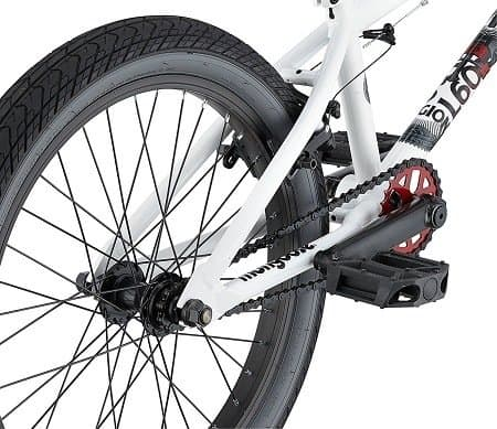 Back Wheel of Mongoose L60