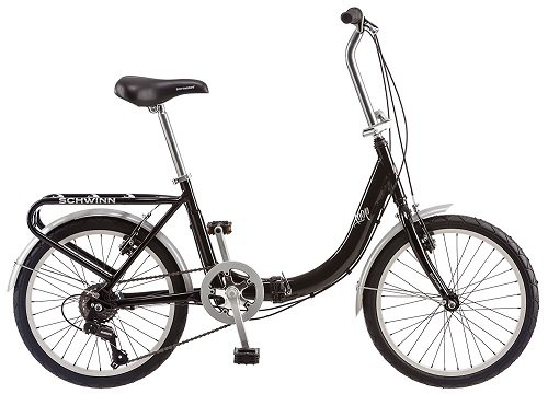 Best Folding Bikes Reviewed: Lightweight Foldable Hybrid/Mountain Bikes for 2020 9