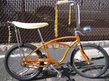 First Popular BMX Bike
