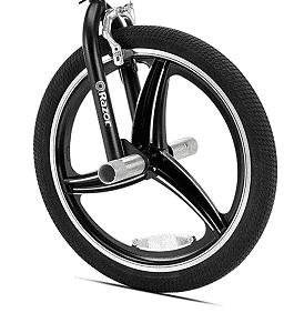 Razor Agitator Wheel