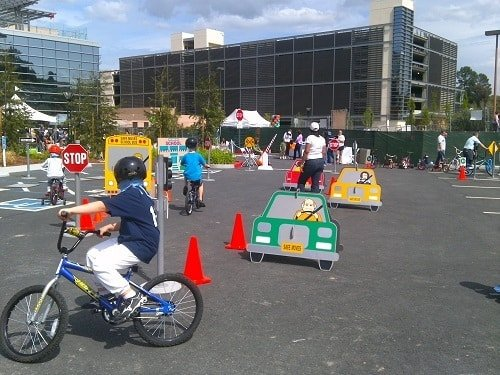 Bike Kids Game