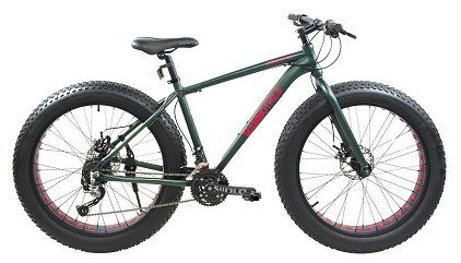 Alton Mammoth 2.0 / Fat-Tire Bike