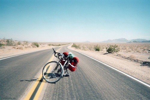 Cycling On Highways: A Big No-No