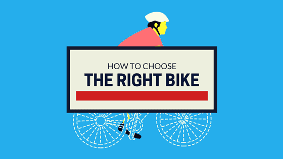 How to choose the right bike for you