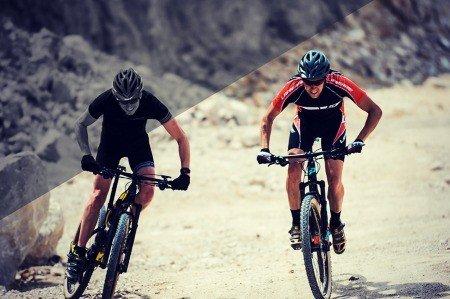 Cross country bike