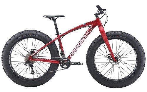 Diamondback Bicycles El Oso Grande Fat Mountain Bike