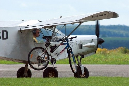 The One Hack You Need To Know To Fly With Your Bike For Free