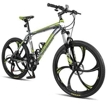 Giant Mountain Bike.
