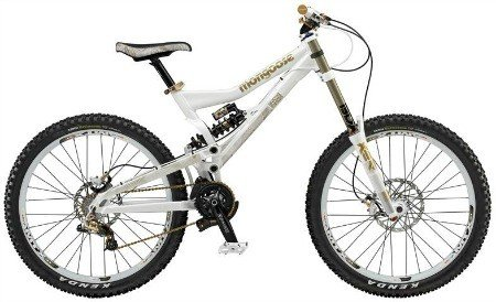 Mongoose Mountain Bike.