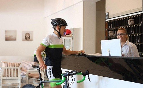 Why Stay At A Cycling Hotel?