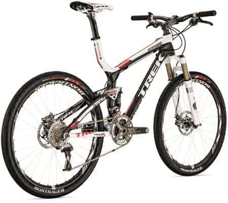 Trek Mountain Bike.