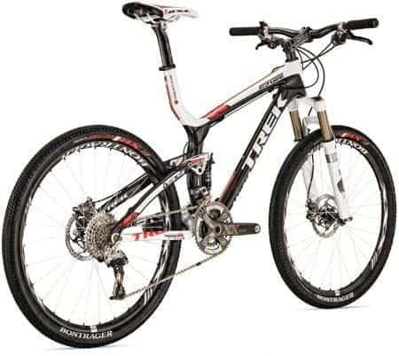 Trek Mountain Bike.