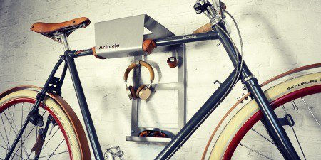 Bike storage - wall mount.