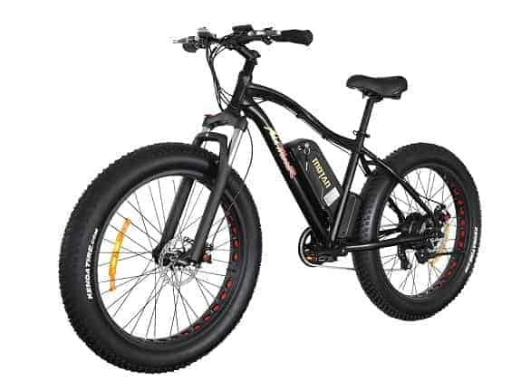 Addmotor motan electric fat bike review for Electric bike motor reviews