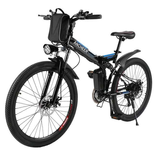 Electric MTB By Ancheer