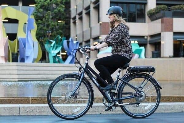 Electric Bike Commture