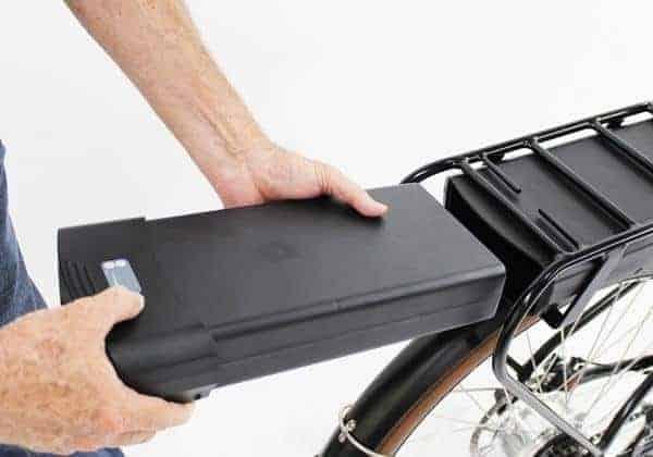 Battery of Electric Bike