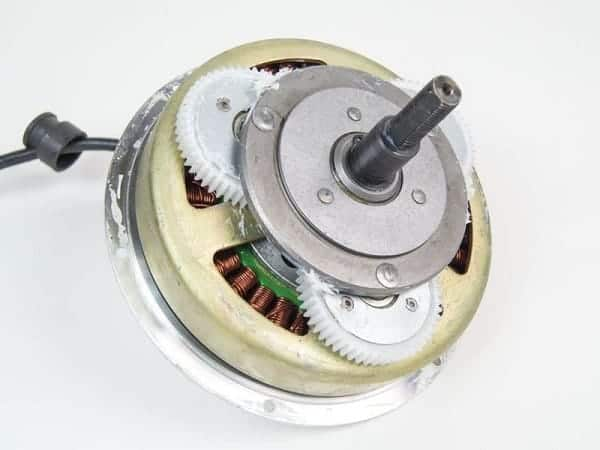 Hub Motor Of Electric Bikes