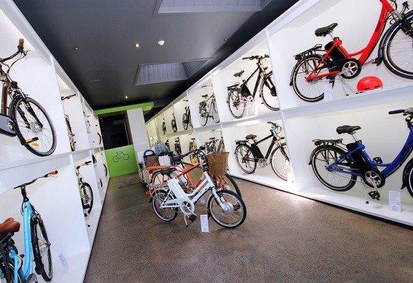 Modern Electric Bikes