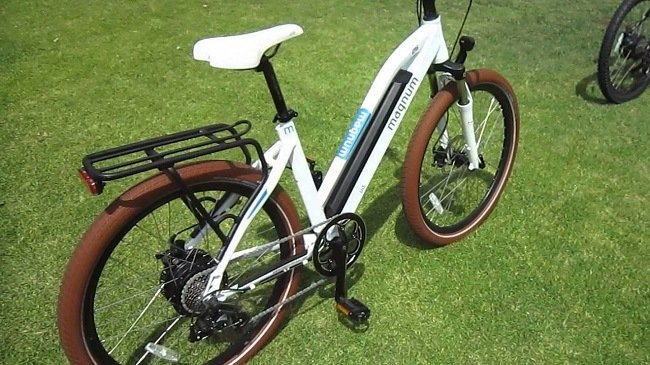 Electric Commuter Bike